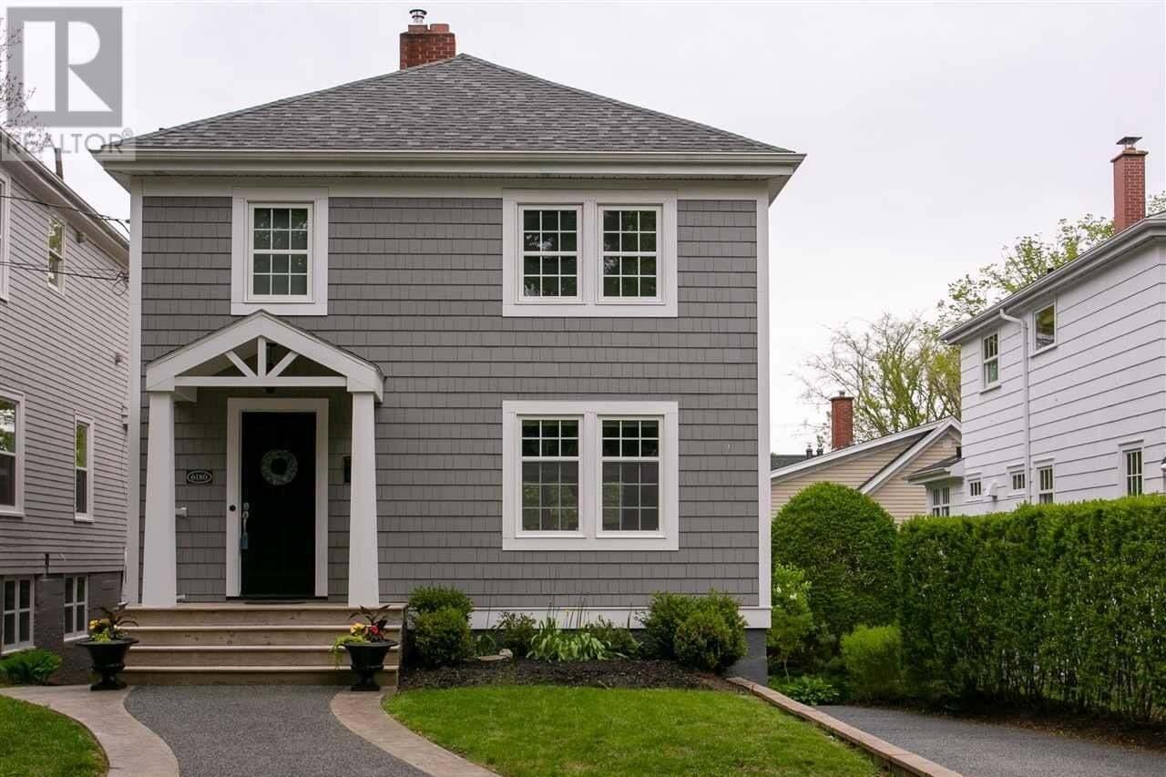 House for sale at 6180 Murray Pl Halifax Nova Scotia - MLS: 202009378