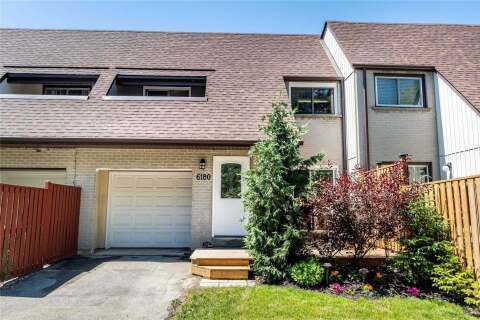 Townhouse for sale at 6180 Townwood Ct Mississauga Ontario - MLS: W4799672