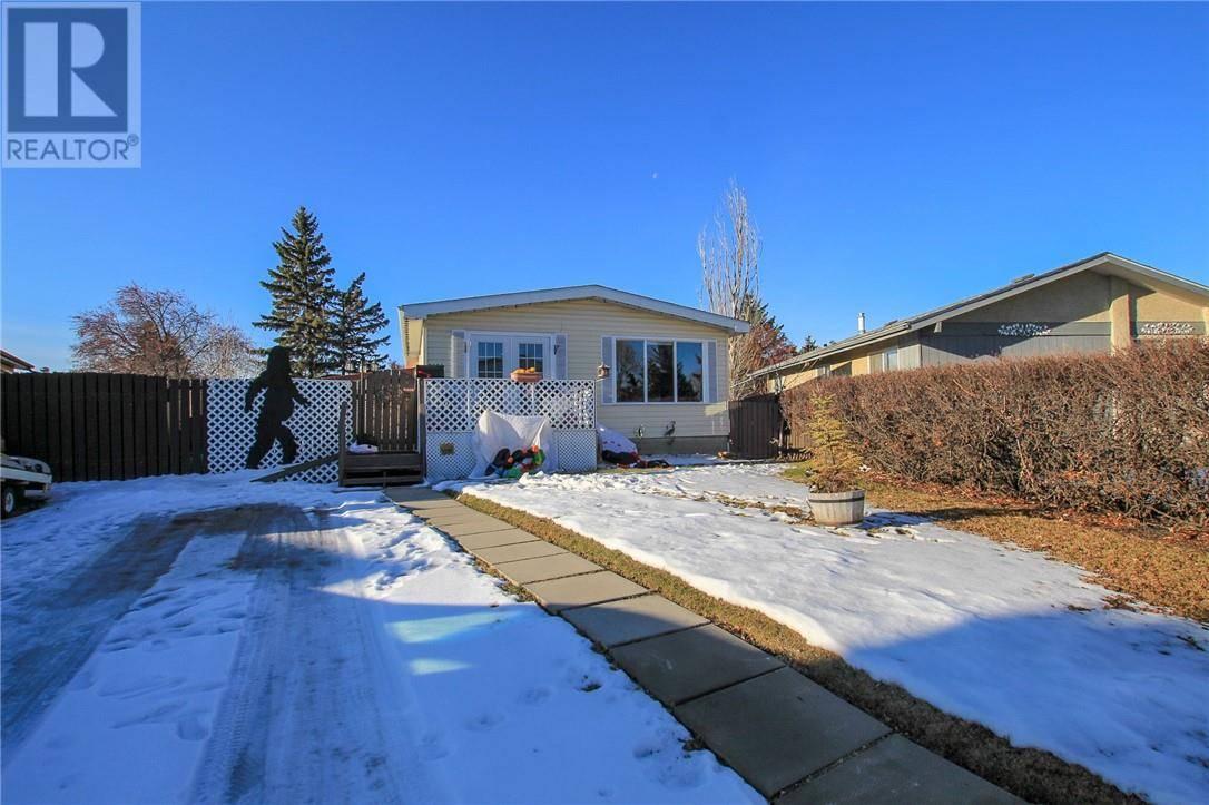 House for sale at 6181 Hamilton Dr Red Deer Alberta - MLS: ca0181266