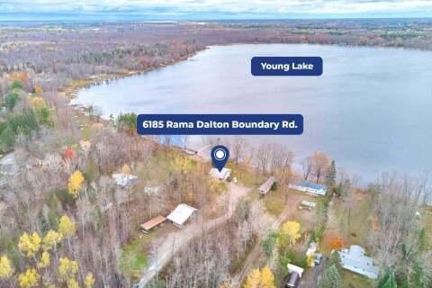 House for sale at 6185 Rama Dalton Boundary Rd Kawartha Lakes Ontario - MLS: X4965088