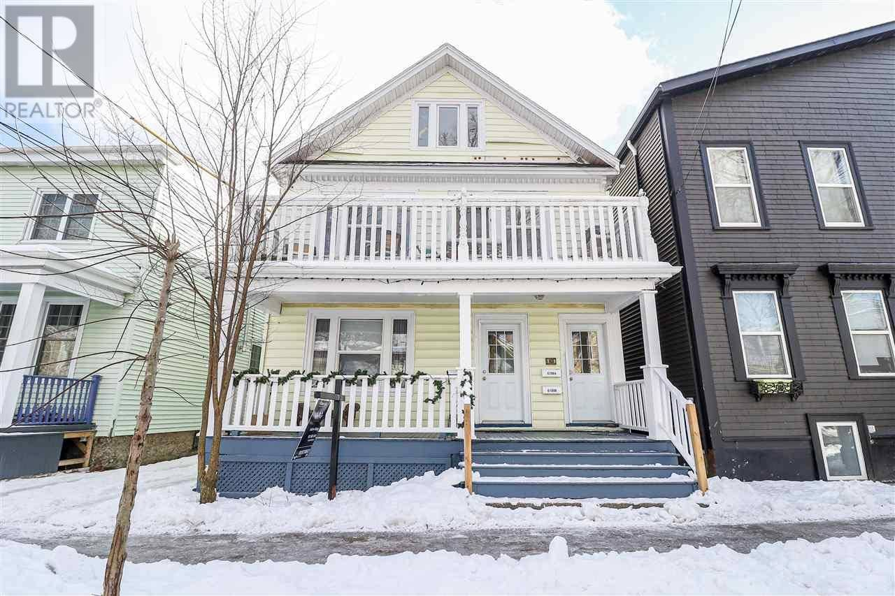 Townhouse for sale at 6188 Duncan St Halifax Nova Scotia - MLS: 202002716