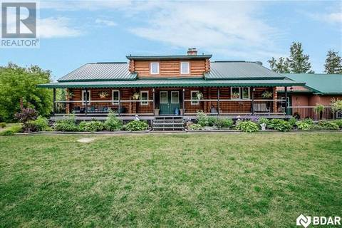 House for sale at 6189 Sunnidale-tosorontio Townline Line Adjala-tosorontio Ontario - MLS: 30733645