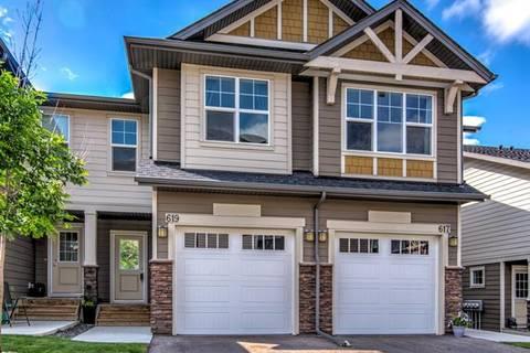 Townhouse for sale at 101 Sunset Dr Unit 619 Cochrane Alberta - MLS: C4243093