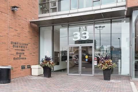 Condo for sale at 33 Mill St Unit 619 Toronto Ontario - MLS: C4736032