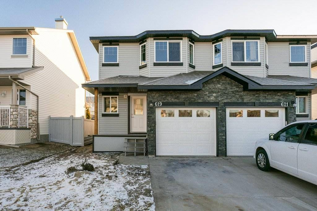Townhouse for sale at 619 62 St Sw Edmonton Alberta - MLS: E4178532