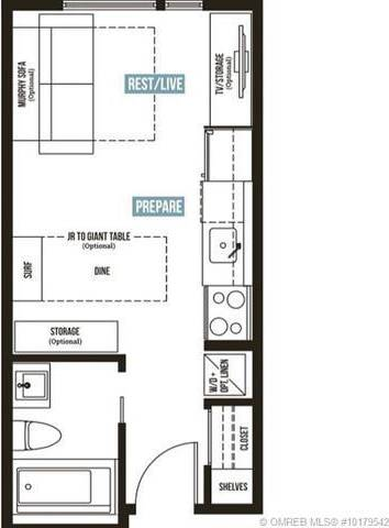 Condo for sale at 925 Leon Ave Unit 619 Kelowna British Columbia - MLS: 10179542