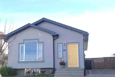 House for sale at 619 Aberdeen Cres W Lethbridge Alberta - MLS: LD0180025