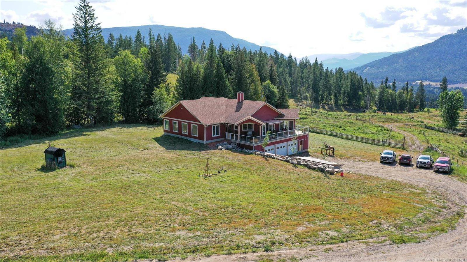 Home for sale at 619 Albers Rd Lumby British Columbia - MLS: 10189261