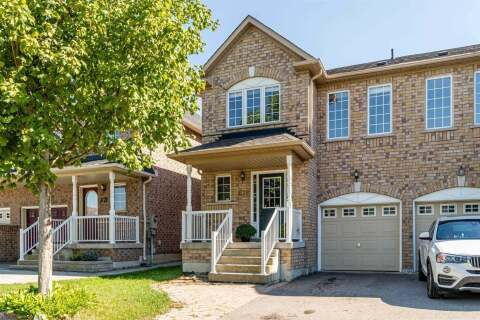 Townhouse for sale at 619 Caboto Tr Markham Ontario - MLS: N4919592