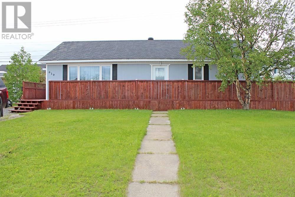 House for sale at 619 Carol Dr Labrador City Newfoundland - MLS: 1212805