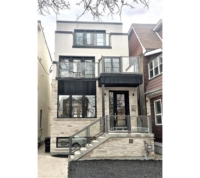 Sold: 619 Clinton Street, Toronto, ON