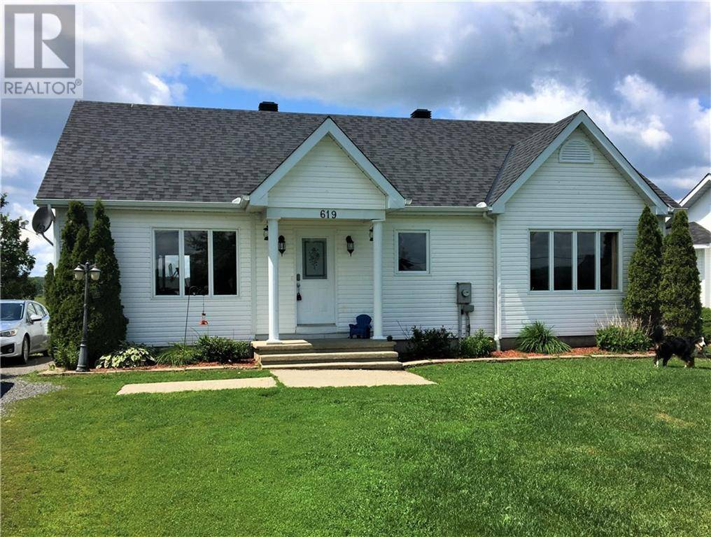 House for sale at 619 County 9 Rd Plantagenet Ontario - MLS: 1158839