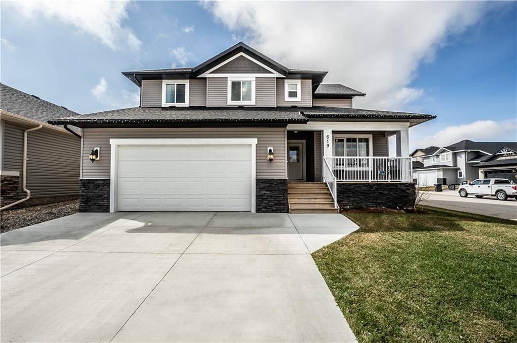 House for sale at 619 Hampshire Wy Ne Hampton Hills, High River Alberta - MLS: C4243508