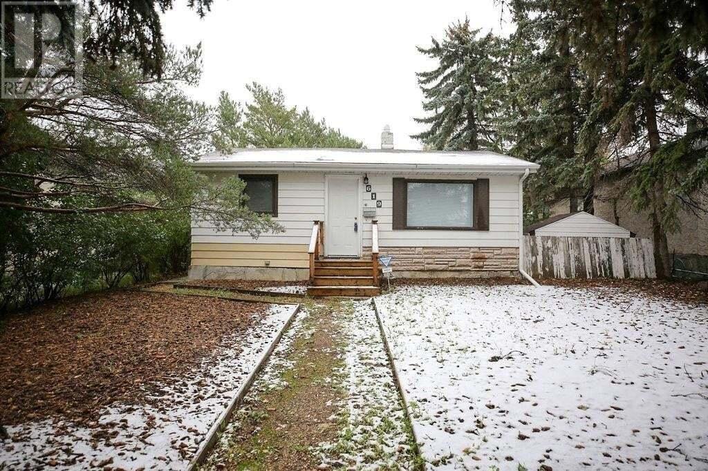 House for sale at 619 Montague St Regina Saskatchewan - MLS: SK826410