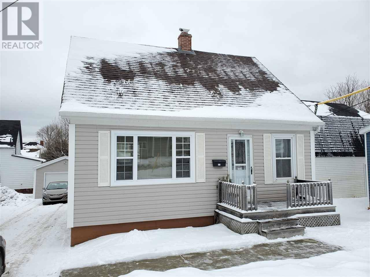 House for sale at 619 Prince St Ashby Nova Scotia - MLS: 202000933