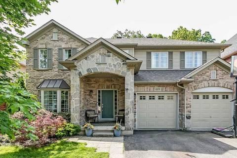 House for sale at 619 Sandcherry Dr Burlington Ontario - MLS: W4497577