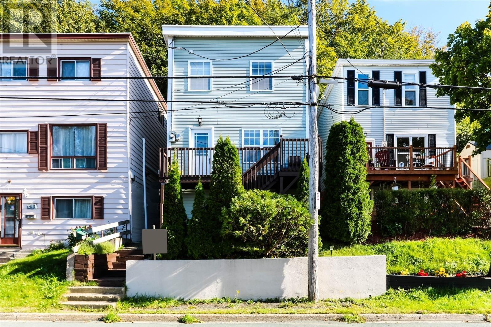 House for sale at 619 Southside Rd St. John's Newfoundland - MLS: 1221362