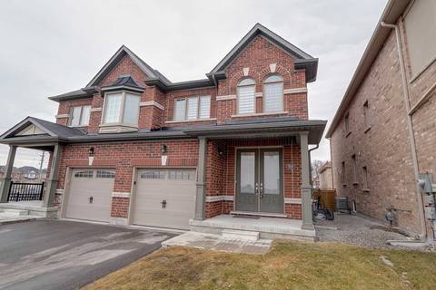 Townhouse for sale at 619 Sweetwater Cres Newmarket Ontario - MLS: N4424235