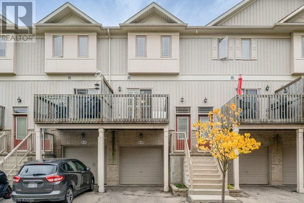 Townhouse for sale at 619 Wild Ginger Ave Waterloo Ontario - MLS: 40031807
