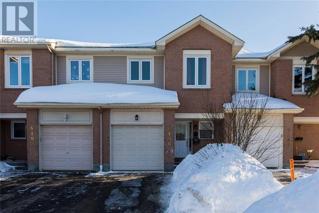 Townhouse for sale at 6190 Oak Meadows Dr Ottawa Ontario - MLS: 1174912