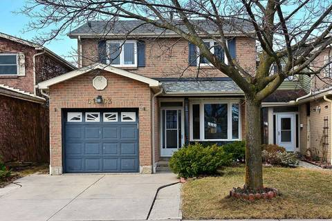 House for sale at 6193 Fullerton Cres Mississauga Ontario - MLS: W4724958