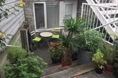 Townhouse for rent at 61 Seaton St Toronto Ontario - MLS: C4951592