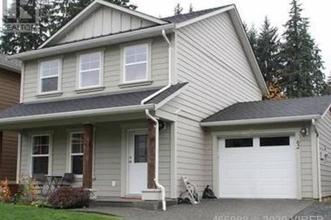 Townhouse for sale at 1120 Evergreen Rd Unit 62 Campbell River British Columbia - MLS: 465998