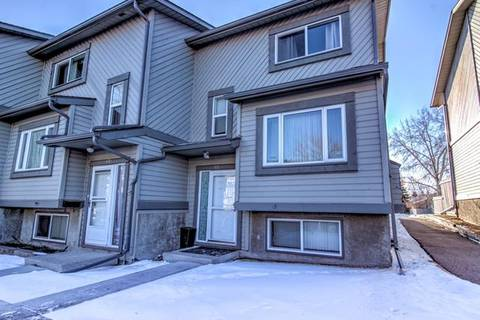 Townhouse for sale at 12 Templewood Dr Northeast Unit 62 Calgary Alberta - MLS: C4281038