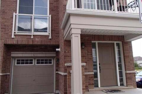 Townhouse for sale at 165 Hampshire Wy Unit 62 Milton Ontario - MLS: W4949232