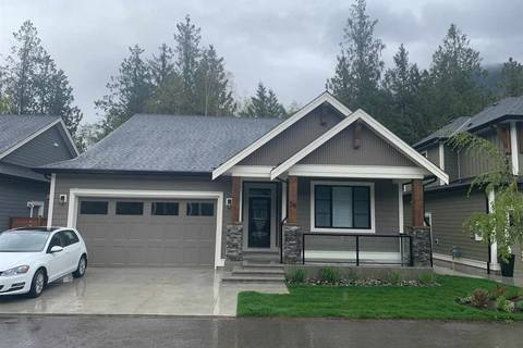 House for sale at 1885 Columbia Valley Rd Unit 62 Cultus Lake British Columbia - MLS: R2452525