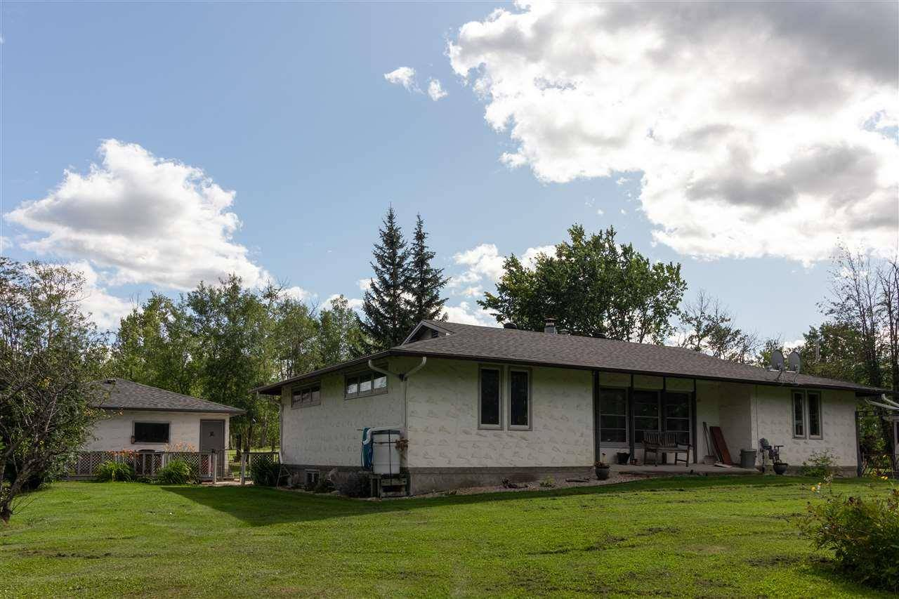House for sale at 22348 Twp Rd Unit 62 Rural Strathcona County Alberta - MLS: E4171852