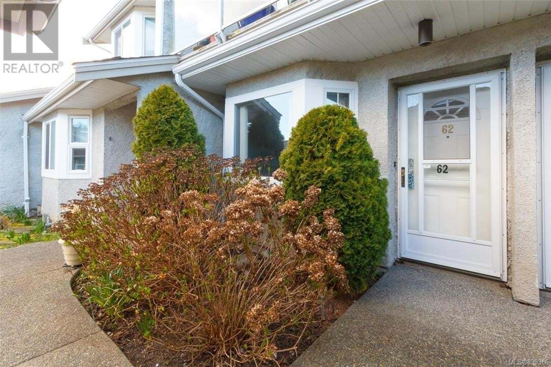 Townhouse for sale at 2600 Ferguson  Unit 62 Central Saanich British Columbia - MLS: 839366