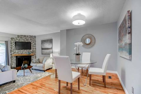Condo for sale at 525 Meadows Blvd Unit 62 Mississauga Ontario - MLS: W4572151