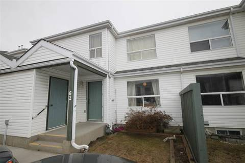 Townhouse for sale at 603 Youville Dr Nw Unit 62 Edmonton Alberta - MLS: E4153922