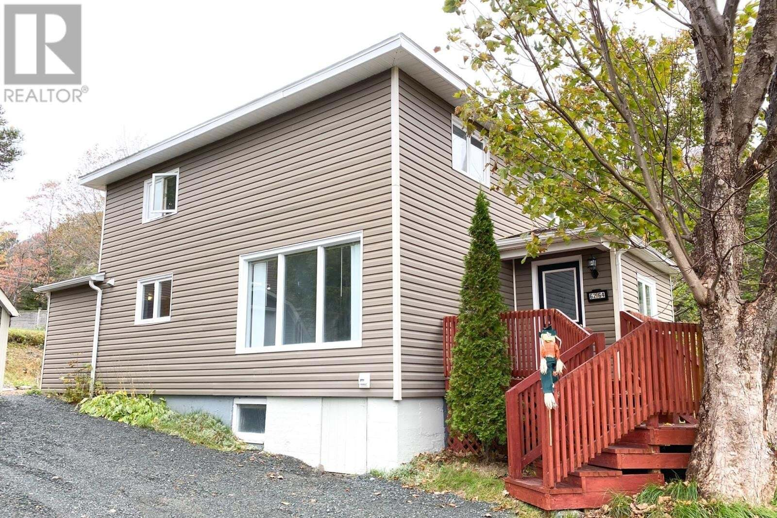 House for sale at 62 Mint Cove Pond Rd North Spaniards Bay Newfoundland - MLS: 1222504