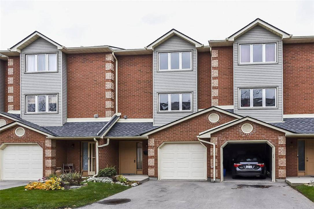Townhouse for sale at 72 Stone Church Rd W Unit 62 Hamilton Ontario - MLS: H4067243