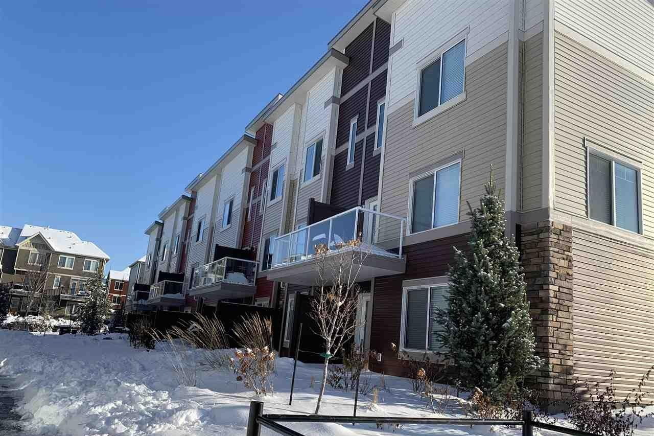 Townhouse for sale at 804 Welsh Dr SW Unit 62 Edmonton Alberta - MLS: E4221057