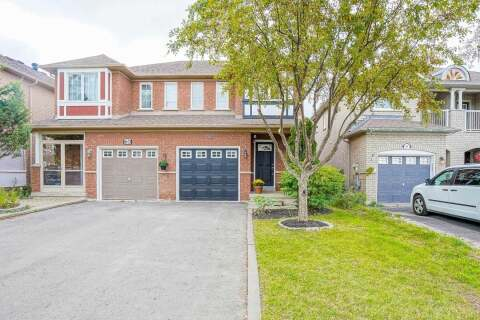 Townhouse for sale at 62 Agostino Cres Vaughan Ontario - MLS: N4922490