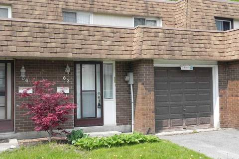 Townhouse for sale at 62 Bascom St Uxbridge Ontario - MLS: N4469324