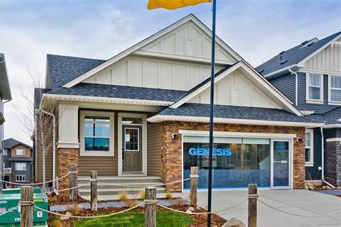 House for sale at 62 Bayview Circ Southwest Airdrie Alberta - MLS: C4248104