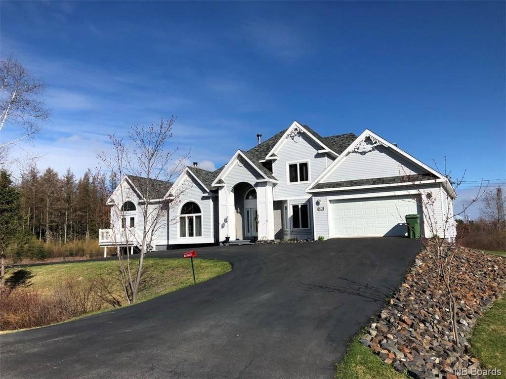 House for sale at 62 Bellefleur St Saint Jacques New Brunswick - MLS: NB023884