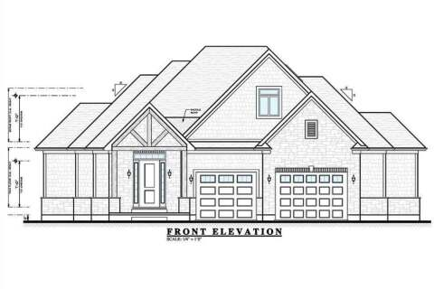 House for sale at 62 Bergenstein Cres Pelham Ontario - MLS: X4922712