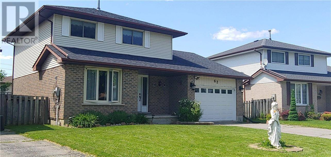House for rent at 62 Beverley Cres Belleville Ontario - MLS: 206091