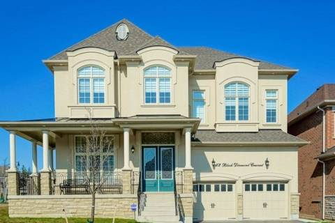 House for sale at 62 Black Diamond Cres Brampton Ontario - MLS: W4424608