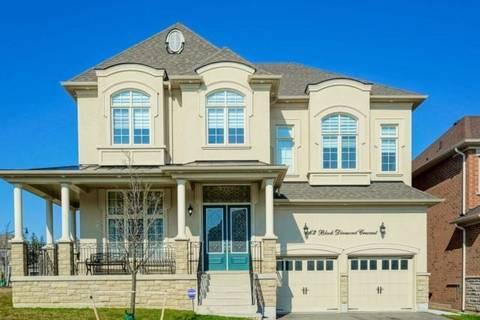 House for sale at 62 Black Diamond Cres Brampton Ontario - MLS: W4479899