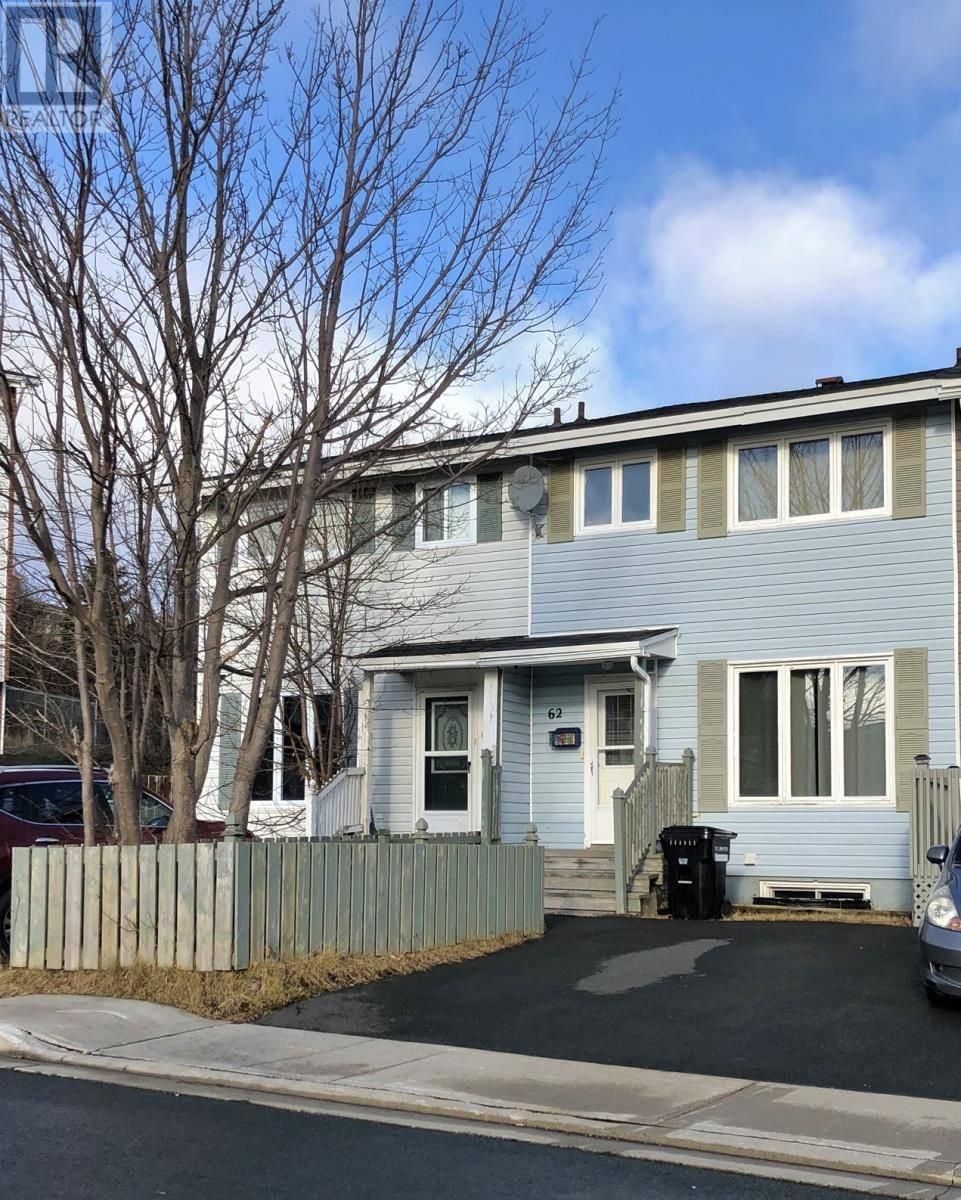 House for sale at 62 Blackwood Pl St. John's Newfoundland - MLS: 1207739