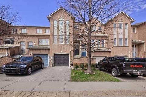 Townhouse for sale at 62 Bluewater Ct Toronto Ontario - MLS: W4480084