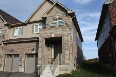 Townhouse for rent at 62 Bradbury Rd Hamilton Ontario - MLS: X4956267