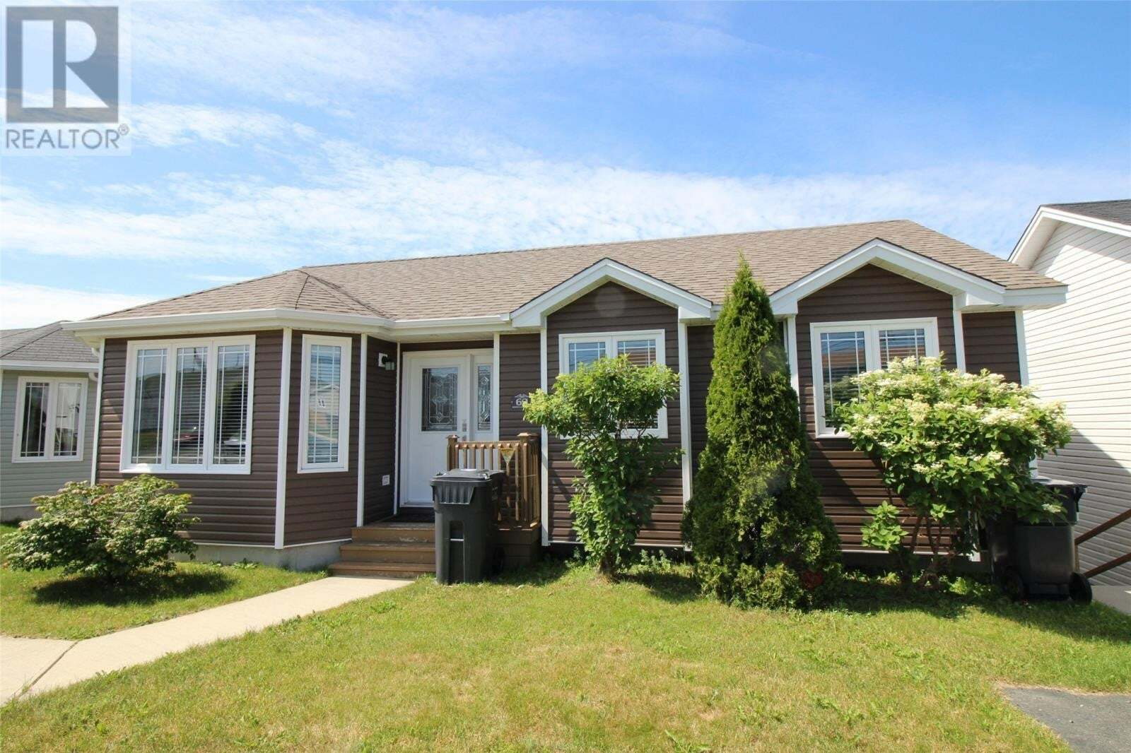 House for sale at 62 Brougham Dr Paradise Newfoundland - MLS: 1218650