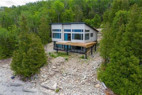 House for sale at 62 Cape Chin North Shore Rd Lions Head Ontario - MLS: 274139